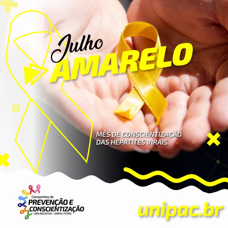 Julho Amarelo FUPAC