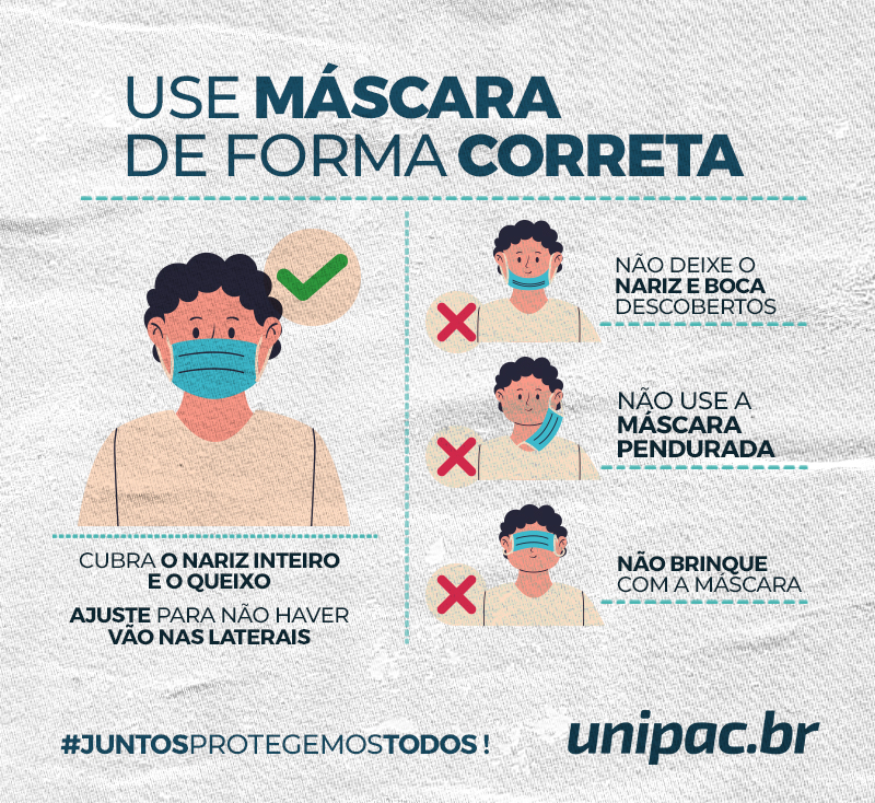 Máscara – mobile – 02/10/2020