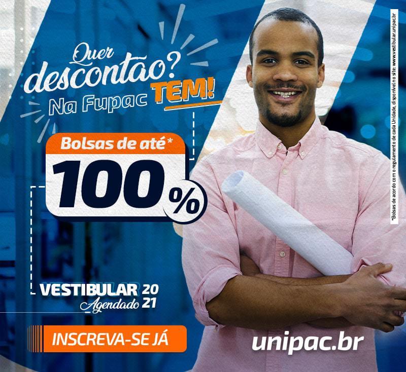 Vestibular Agendado UNIPAC – mobile