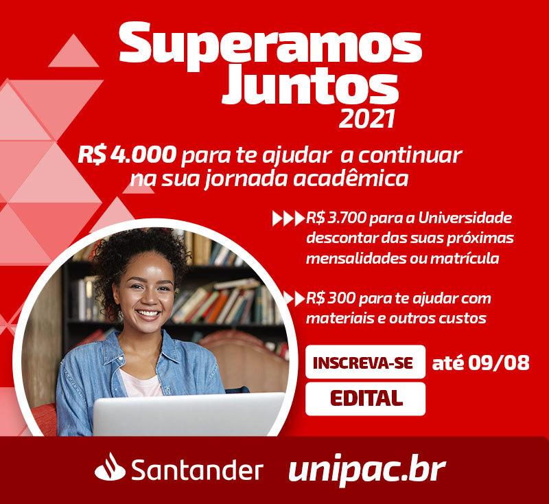 Santander Superamos Juntos – mobile