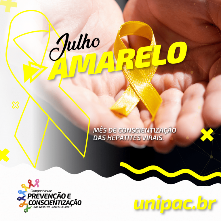 Julho Amarelo UNIPAC