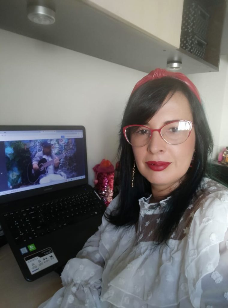 Professora Patrícia de Melo Carvalho, coordenador do curso de Fisioterapia