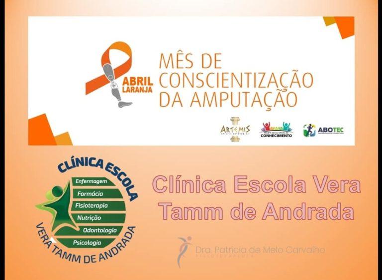 Evento mostrou os desafios e a importância das profissões com pacientes amputados