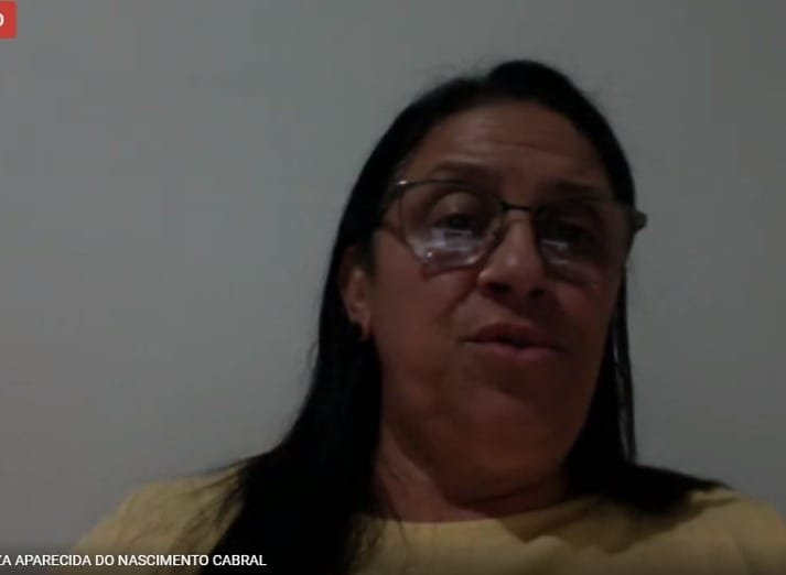 Professora Renilza Cabral, coordenadora do curso de Enfemagem