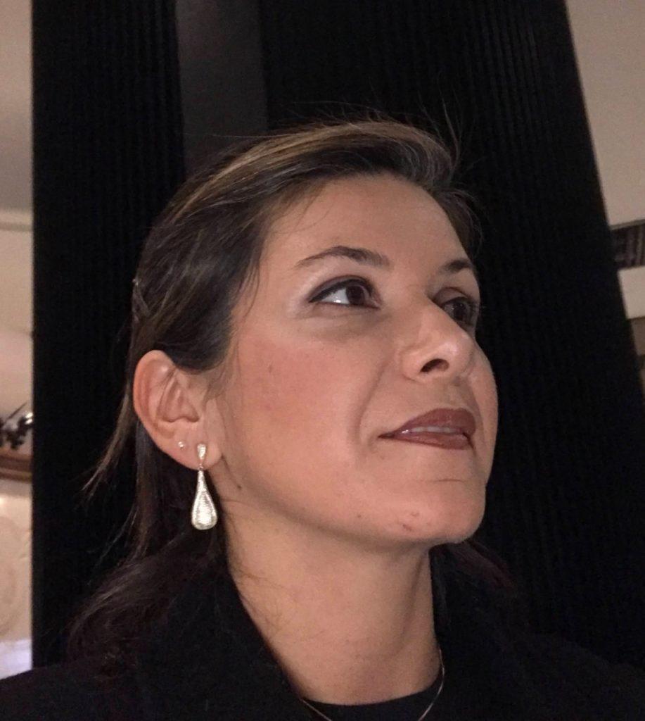 Professora do curso de Psicologia, Kellen Alves Carvalho