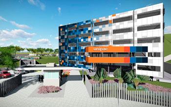 Nova sede UNIPAC Itabirito