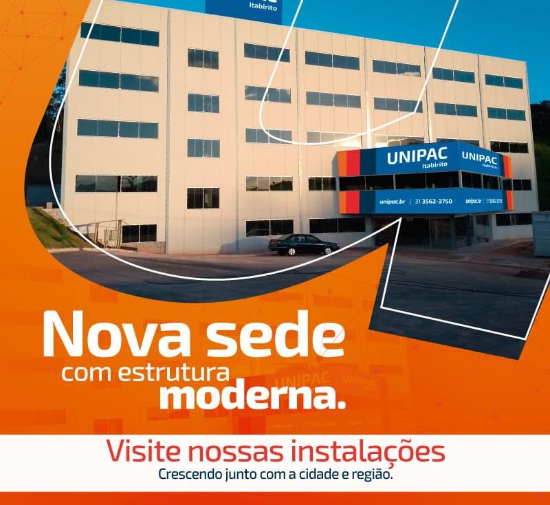 Nova sede Mobile