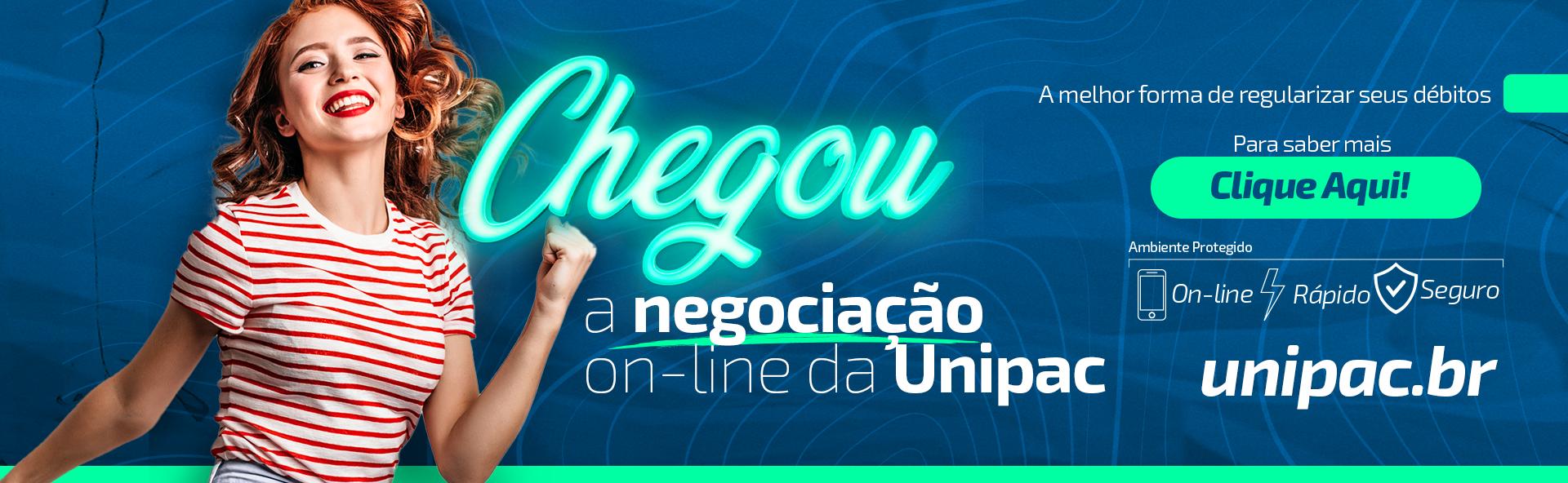 Negociação On-line – Desktop